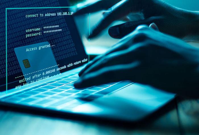 Fraude de Virus ladrones