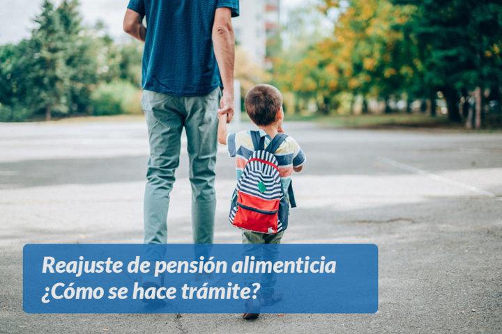 Reajuste de pensión alimenticia