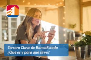 Tercera Clave de BancoEstado
