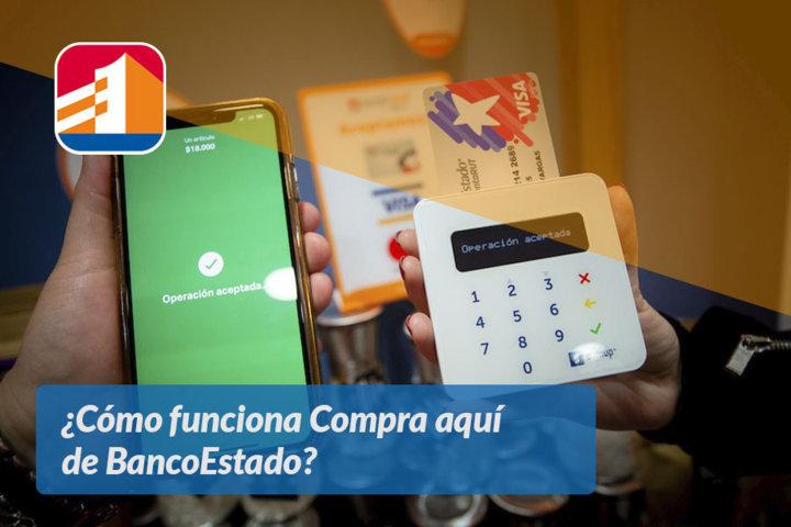 Cómo funciona Compraquí de BancoEstado